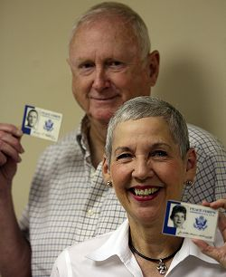 Peace Corps led Judy and Sonny Mathis in Malaysia 40 years ago