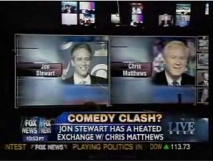 Patrick Gorse writes: If watching lies and an ambush interview is your thing, you enjoyed Jon Stewart's interview with Chris Matthews