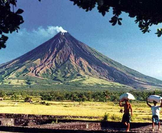 Returned Peace Corps Volunteer  Chris Newhall, one of the world's leading volcano scientists, is leaving Seattle and returning to a small village in the Philippines to live near Mayon Volcano, where he'll create a database tracking the behavior of volcanoes around the world