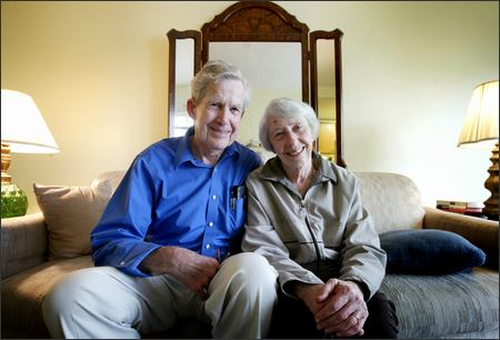 Chuck and Marcia McBeath are waiting for their seventh Peace Corps assignment