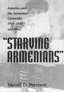When Merrill Peterson embarked on what he expected to be a two-year stint in Armenia, the well-known author was 79 years old