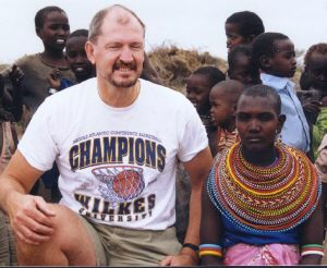 Kenya RPCV Jim Merryman is leading his sixth trip to South Africa as an anthropology professor at Wilkes University