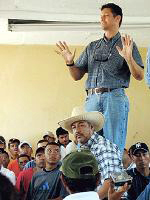 Honduras RPCV Mike Bell gets jobs for Mexicans