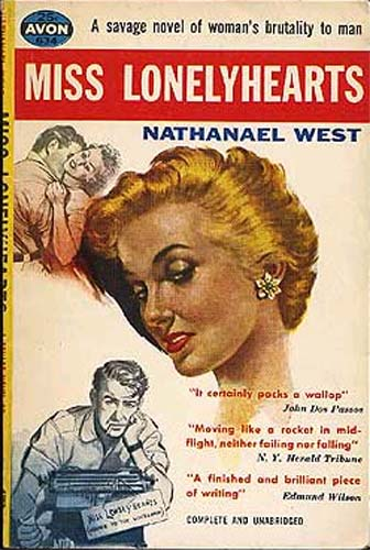 Dear Miss Lonelyhearts: If you were doing the Peace Corps, what reading material would you bring with you?