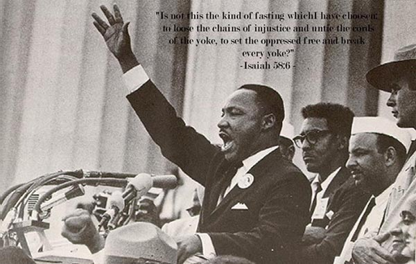 The Martin Luther King You Don�t See on TV