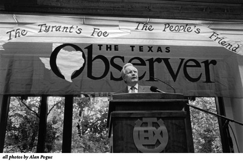 Bill Moyers: The Texas Observer at 50
