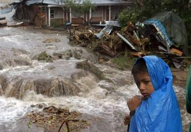 Almost 260 people have died in floods, mudslides, volcanic activity and earthquakes which have rocked a wide area of Mexico, Central and South America over the past five days