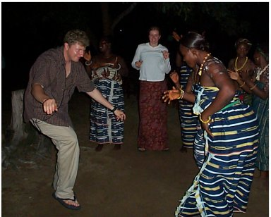 This site expresses the views of Côte d'Ivoire Peace Corps Volunteer, Terry Turro