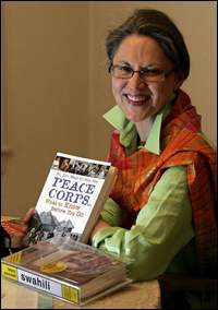 Nancy Blakesley Hannibal, 53, wanted to join the Peace Corps after graduating in 1969 from Central Catholic High School