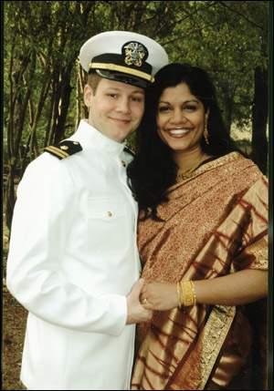 Kenya RPCV Edmund (Ned) Justin Clark marries Dr. Lakshmi Devegowda Gopal