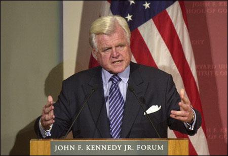 Sen. Edward M. Kennedy