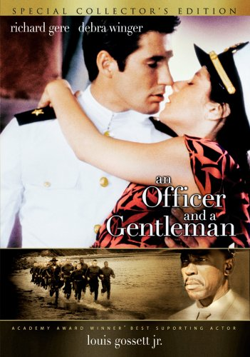 Richard Gere urged Taylor Hackford not to shoot final romantic scene in An Officer and a Gentleman