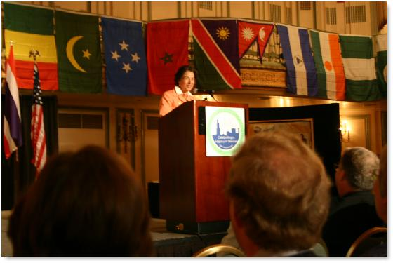 US Congresswoman Jan Schakowsky