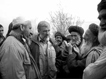 Iran RPCV Paul Barker named Lewis & Clark Distinguished Alumnus
