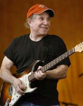 Dodd Gets Musical Backup from Paul Simon