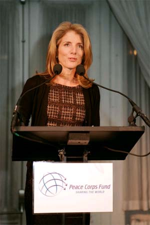 Caroline Kennedy's Remarks at Peace Corps Fund Event