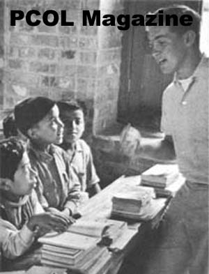 When Ralph Damiani taught algebra in high school in Africa during my first Peace Corps year, I found that there was a huge gulf between taking algebra and passing it with a B and teaching it