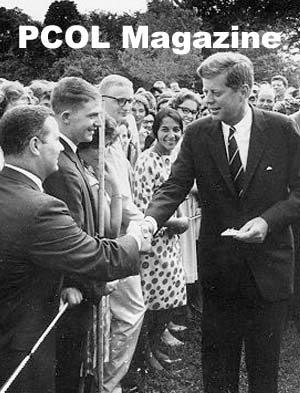 Peace Corps, President Kennedy Honored by Water for People