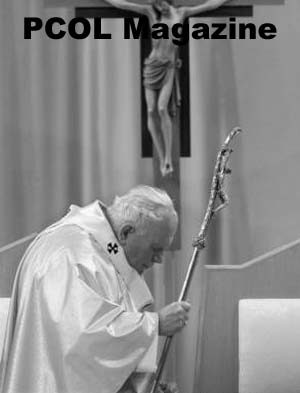 Year 05 Issue 07: April 10, 2005:  RPCVs remember Pope John Paul II