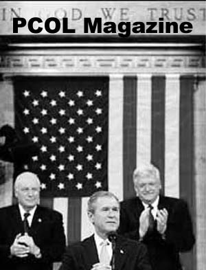 Year 02 Issue 05: February 13, 2002: Bush proposes doubling Peace Corps