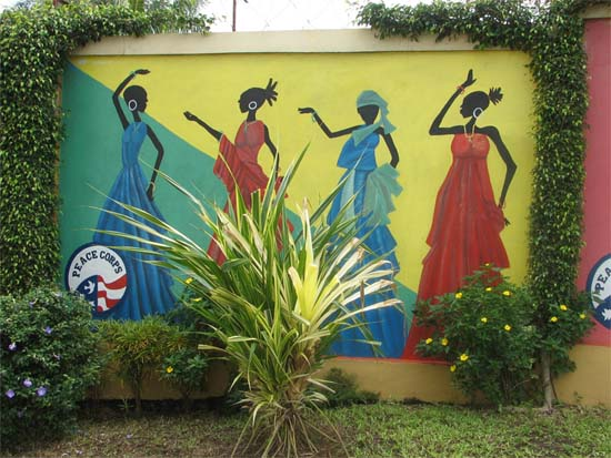 Peace Corps Volunteer Cami writes: Six months after being hurriedly trucked away from our sites, in the midst of what I at times feared would turn into a civil war, I知 once again sitting in the Volunteer house in Conakry