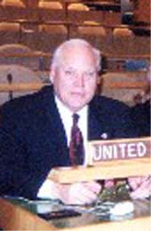 Peace Corps Chief of Staff Lloyd Pierson