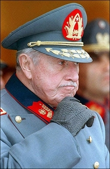 Ex-Chilean dictator Pinochet dies at 91