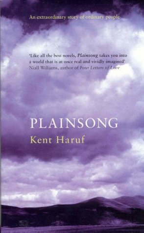 Life triumphs in 'Plainsong' by Turkey RPCV Kent Haruf