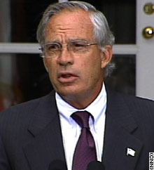 Bush nominates Congressman Porter Goss for CIA director