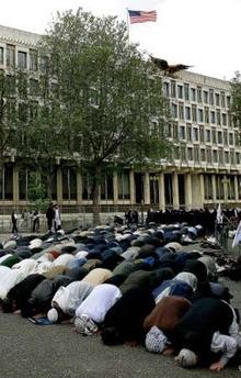 Anti-U.S. protests spread in Islamic world reports RPCV James Rupert