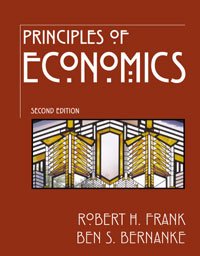 Nepal RPCV Robert H. Frank co-authors 'Principles of Economics'