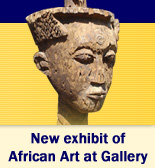 Key African Art from the Gary Schulze Collection to be exhibited at QCC Art Gallery in Bayside, Queens through September 30