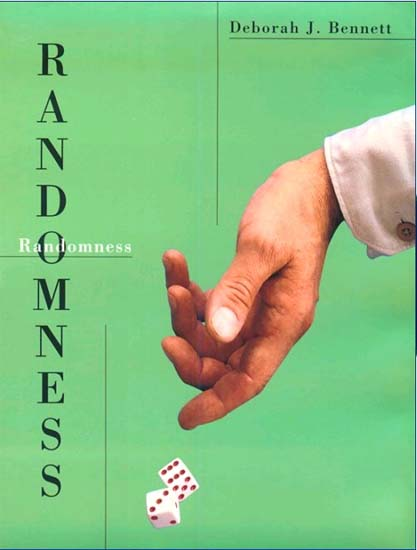 Ghana RPCV Dr. Deborah Bennett is author of Randomness