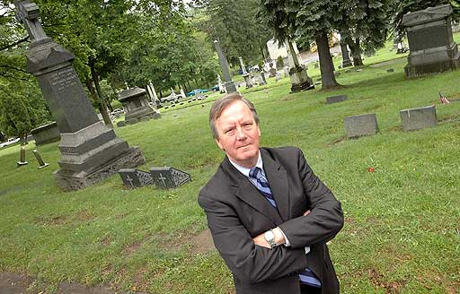 RPCV Richard Touchette is Director of cemeteries for Roman Catholic Diocese of Albany