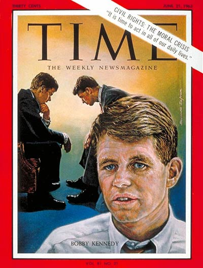 Robert Kennedy would have celebrated his 80th birthday last Sunday if he had not been assassinated