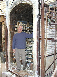 Peru RPCV Ron Garfinkle sells Monroe Salt Works, maker of alt-glazed pottery