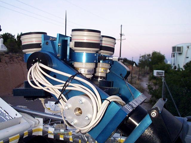 Tanzania RPCV Eli Rykoff  installs small, automated telescope in Turkey and Namibia