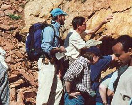 Involvement as a Geology Profesor in Ghana Geology and Development by RPCV David Norman
