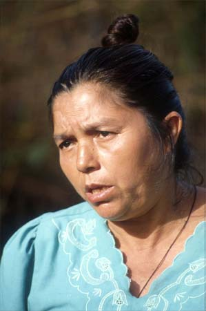 Alma Guillermoprieto writes: Rufina Amaya, the woman who was often identified as the last, or only, survivor of the massacre at the village of El Mozote, died last week