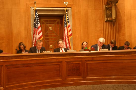 Associated Press reports on Senate's Peace Corps Safety Hearings