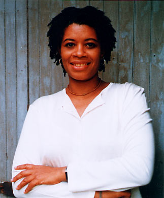 Shay Youngblood completes year as Grisham writer-in-residence at the University of Mississippi