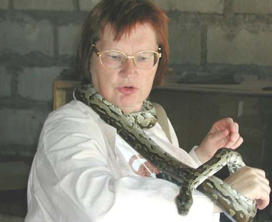 Snake Charmer.