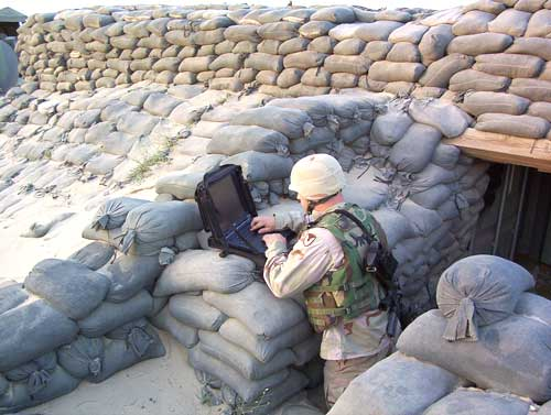 U.S. Army orders soldiers to stop posting to blogs without first clearing the content with a superior officer