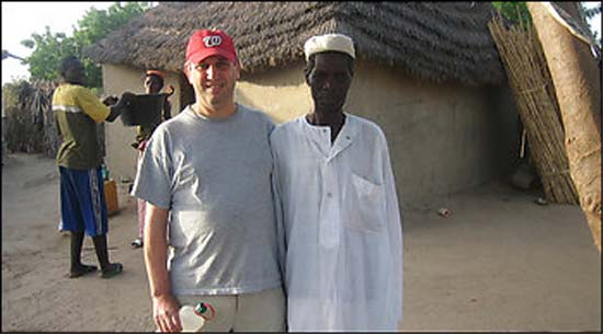 Senegal RPCV Nathaniel Spiller writes: A Friendship Thrives, With a Sack of Rice