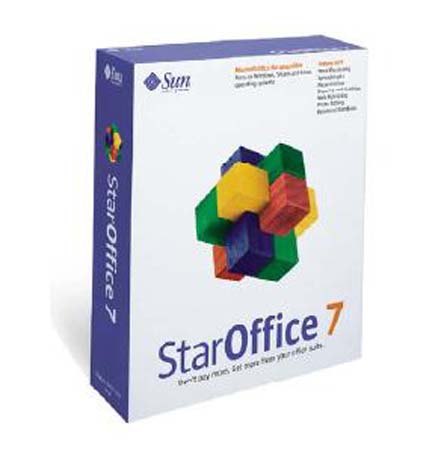 AED donates 2,000 copies of StarOffice 6.0 to Peace Corps