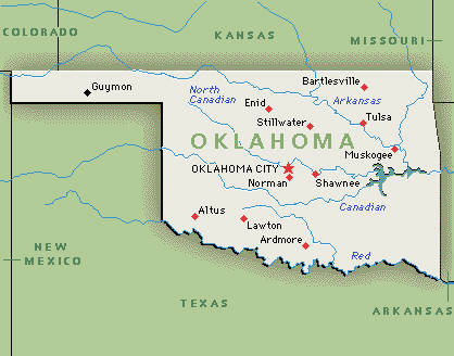 Oklahoma sees the highest percentage increase of their citizens currently serving in the Peace Corps
