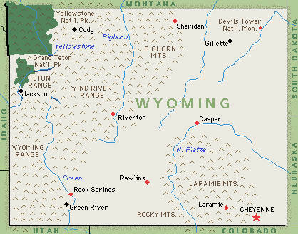 Senegal RPCV Michael Walden-Newman, director of the Wyoming Taxpayers Association, has accepted the position of chief investment officer with the Wyoming State Treasurer's Office