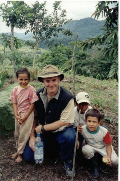 Stephen Louis Krasner served as a Peace Corps Volunteer in Ecuador