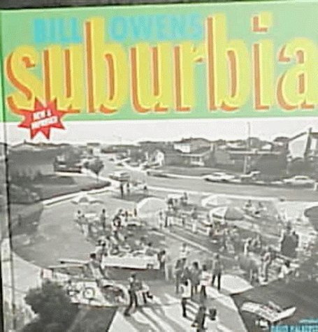 The publication of Suburbia, which sold a staggering 50,000 copies in three editions, justly transformed the small town local newspaper photographer Bill Owens (RPCV Jamaica)  into a star