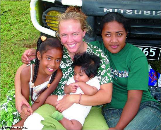 Peace Corps Volunteer Tessa Horan dies after shark attack in Tonga